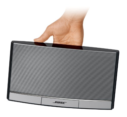 bose sounddock portable 30 pin ipod iphone speaker dock import it all. Black Bedroom Furniture Sets. Home Design Ideas
