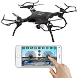 Goolsky YILE TOYS S16 Wifi FPV 2.0MP Camera Voice Control 3D Flip Altitude Hold Foldable Mini RC Drone Quadcopter