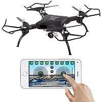 Goolsky YILE TOYS S16 Wifi FPV 2.0MP Camera Voice Control 3D Flip Altitude Hold Foldable Mini RC Drone Quadcopter