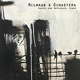 Milhaud & Ginastera