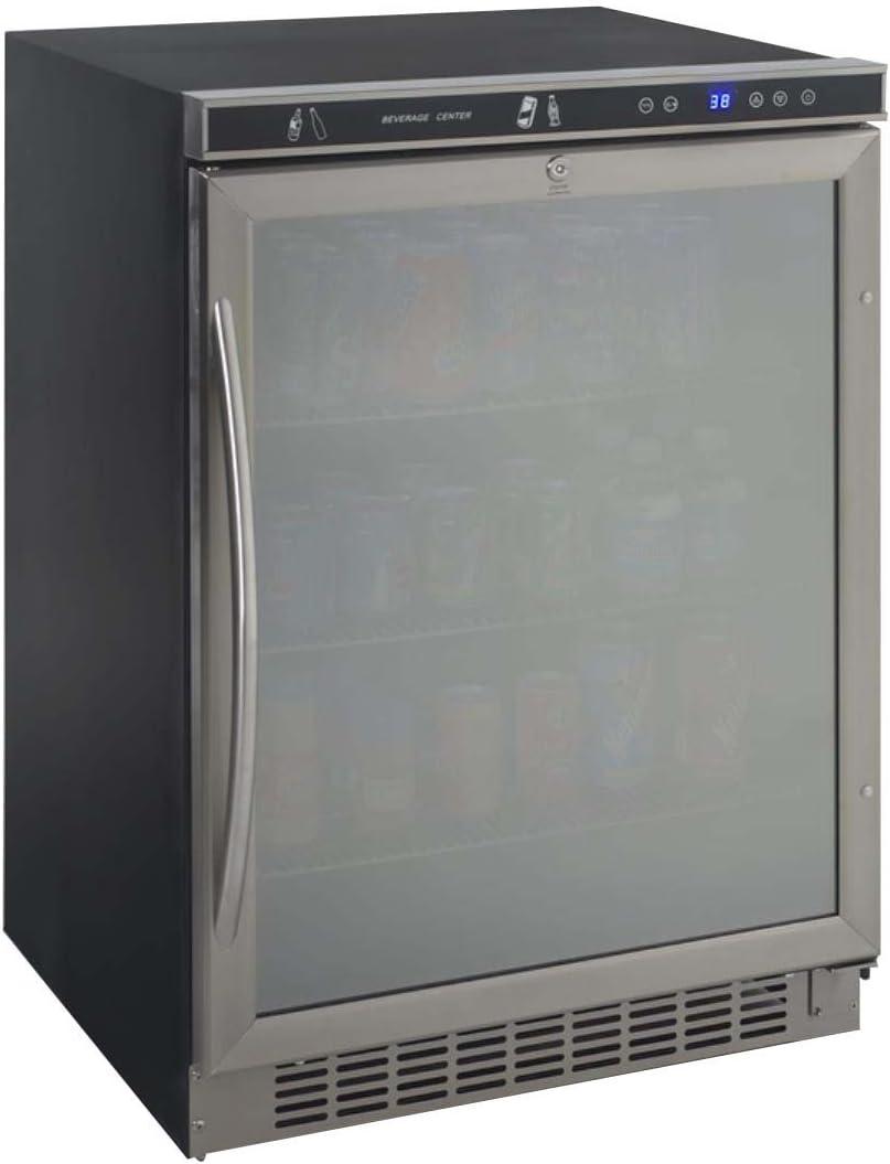 Avanti BCA5105SG-1, 5.3 cu. ft, Stainless Steel