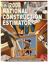 National Construction Estimator [With CDROM] (National Construction Estimator (W/CD))