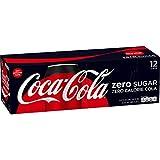 Coca-Cola Zero, 12 fl oz, 12 Pack