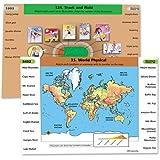 GeoSafari Laptop Card Set - Ages 8 & Up