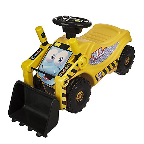 Grow'n Up Mega Loader, Yellow