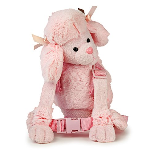 Harness Buddy - Pink Poodle