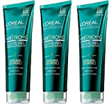 L'Oreal EverStrong Sulfate-Free Hair & Scalp System Thickening Shampoo 8.50 oz (Pack of 3)