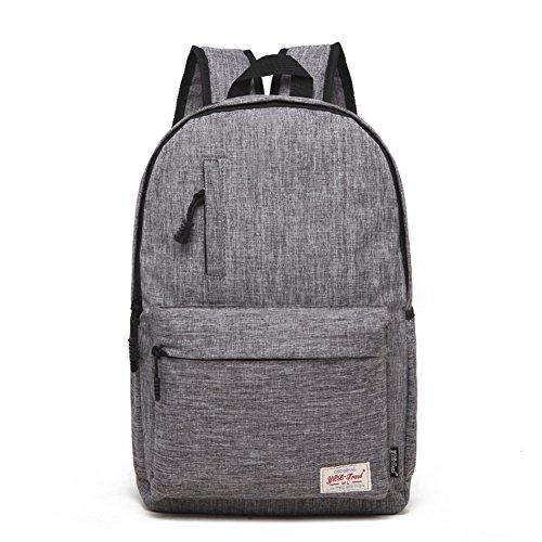 Yokeeyoo - Shoulder Bag For Men Gray Gray One Size (hardcode)