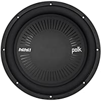 Polk MM1 Series 12 1260W 4 Ohm Dual Voice Coil ATV, Car, & Marine Subwoofer