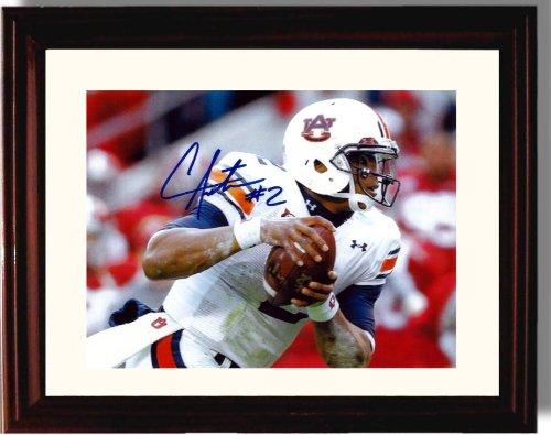 Auburn Tigers Cam Newton 2011 Champions Framed Autograph (Framed Autograph)