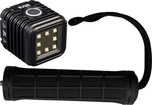 LitraTorch - Professional Adventure Lighting LT2200 & Litra T22QH Professional Video Accessories Handle, Black (Bundle)