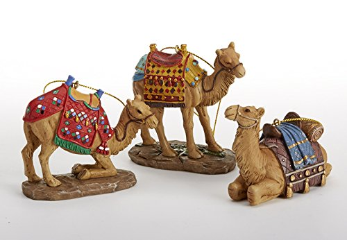 Three Kings Gifts Real Life Nativity Ornament Set by Three Kings Gifts (Image #4)