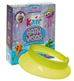 Kair Air Cushioned Bath Visor, Green