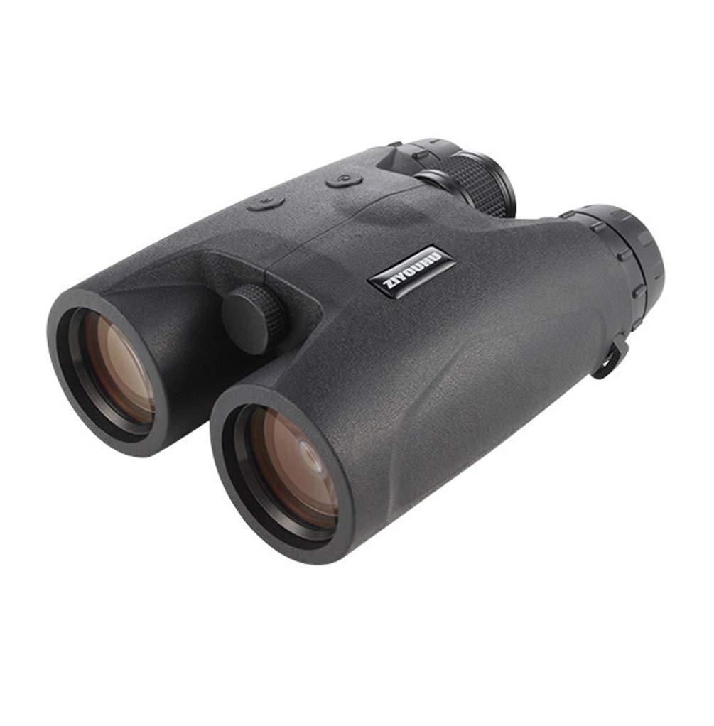Rangefinder Laser Binoculars 8X Zoom 1200m Outdoor Portable for Wild Hunting Golf Measurement Range Finder with Speed Scan by Rayuwen