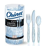 Chinet Cut Crystal, Cutlery Combo Pack, 48 Count Reviews