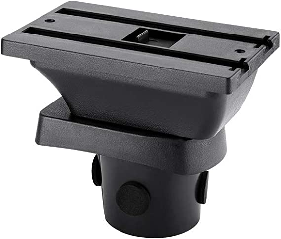 Lifeilsd Compatible for Mini Cooper R50 R52 R53 R56 R57 R58 F55 F56 F57 R60 F60 Armrest Box car Accessories Styling Size : B Black Black line