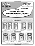 The First Stage Guitar Chord Chart, Chris Lopez, 0966771915