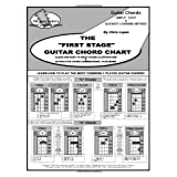 """The """"First Stage"""" Guitar Chord Chart - Learn How To Play The Most Commonly Played Guitar Chords ~ Chris Lopez"""