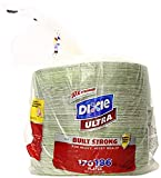 Dixie Ultra Paper Plate, 10-1/16 Inch, 186 Count