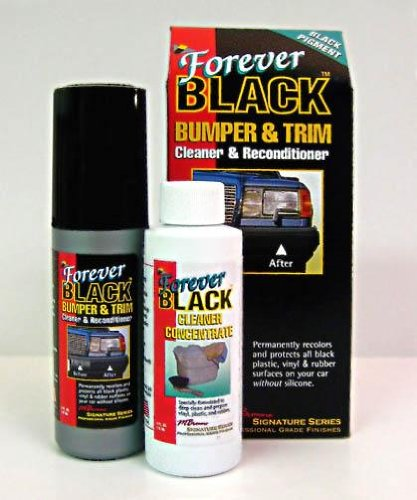 ac46ae32f4 Amazon.com  Forever Car Care Products FB080 Black Bumper and Trim  Reconditioner  Automotive