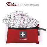 Adhesive Bandages – Pack of 305 Mixed Sizes