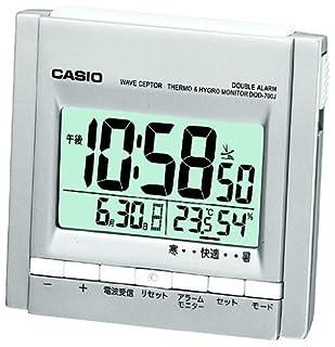 CASIO DQD-700J-8JF view temperature, humidity WAVE CEPTOR table clock radio clock (japan import) (B00421BH32) | Amazon price tracker / tracking, Amazon price history charts, Amazon price watches, Amazon price drop alerts