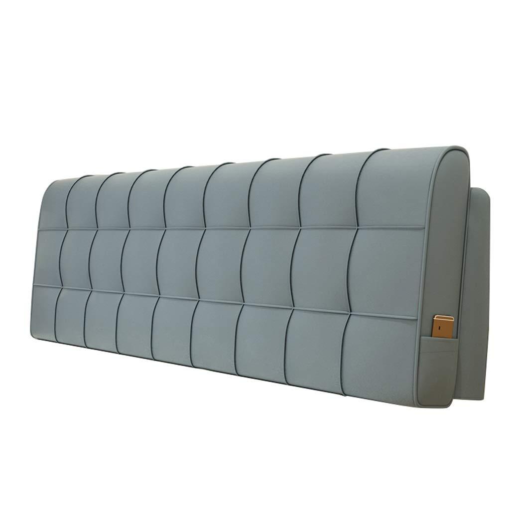 最新 あと振れ止めのクッション、洗濯できるベッドのクッションの純木のヘッドボードの柔らかい箱の枕大きいあと振れ止め (色 : A D, サイズ さいず : B07RJGJVGY (色 200cm) B07RJGJVGY 200cm|A A 200cm, MOTOBLUEZ(モトブルーズ):2cd4292d --- sbrc.masdar.ac.ae