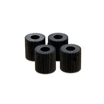 Wangdd22 Accesorios para impresora 3D, 4 piezas/lote, 38 dientes ...