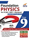 Foundation Physics for IIT-JEE/NEET/Olympiad for Class 9