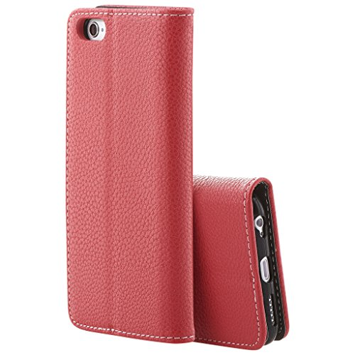 Unique Apple iphone 6s Case cover, Apple iPhone 6s Red Designer Stud Style Wallet Case Cover