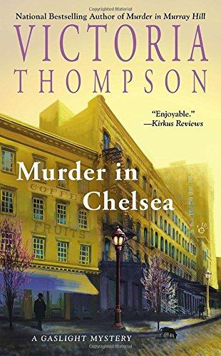 Murder in Chelsea (A Gaslight Mystery)