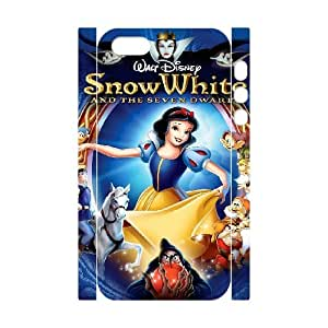 Snow White and Seven Dwarfs for iphone 5 5S 3D Phone Case Cover 76FF738535