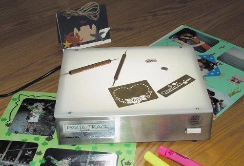 Alvin Porta-Trace Light Box