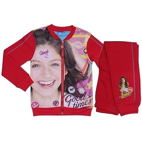 Chándal Soy Luna Disney completo niña niña 4/12 años - d37184 _ 1 ...