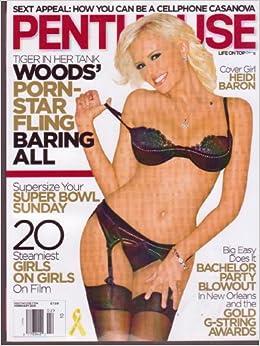 Porn Penthouse magazine