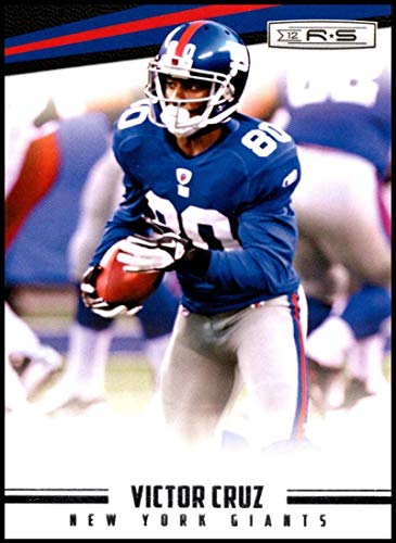 2012 Panini Rookies and Stars #95 Victor Cruz NM-MT New York Giants Official NFL Football Trading Card (Panini Rookies Stars)
