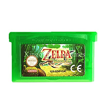 Buy Generic GBA Game The Legend of Zelda The Minish Cap Video Game