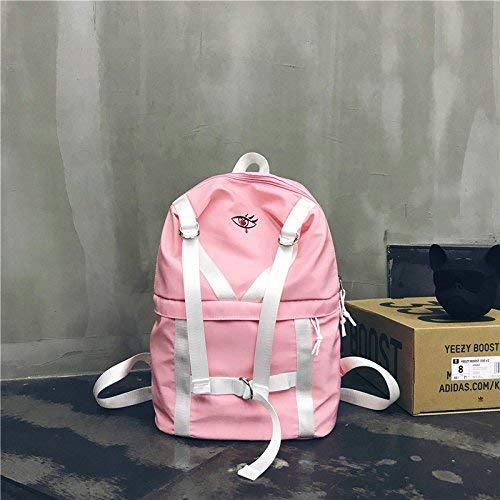 YHUJH Home Rucksack Travel Schoolbag Reiserucksack