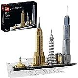 LEGO Architecture - Juego de construcción Ciudad de Nueva York (21028)