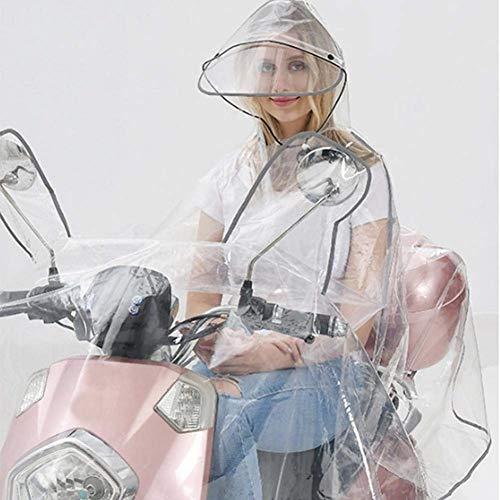 Mujeres Grau Eva Chaqueta Motocicleta Chic Rainwear Lluvia Impermeable Ropa Poncho Line Yasminey OqBCnzvSx