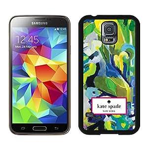 Luxurious And Popular Custom Designed Kate Spade Samsung Galaxy S5 I9600 G900a G900v G900p G900t G900w Black Phone Case 023