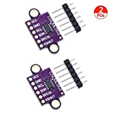 ACEIRMC 2pcs VL53L0X Time-of-Flight (ToF) Laser Ranging Sensor Breakout 940nm GY-VL53L0XV2 Laser Distance Module I2C IIC