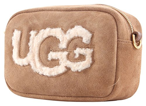 UGG JANEY CROSSBODY SHEEPSKIN Tasche 2018 chestnut