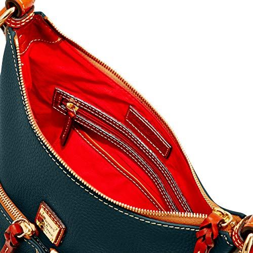 Pebble Dooney Alyssa Crossbody Shoulder Bag Bourke Grain amp; qwOwzUT4