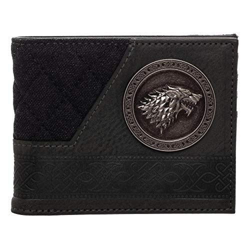 Game of Thrones House Stark Bi-Fold Wallet Standard