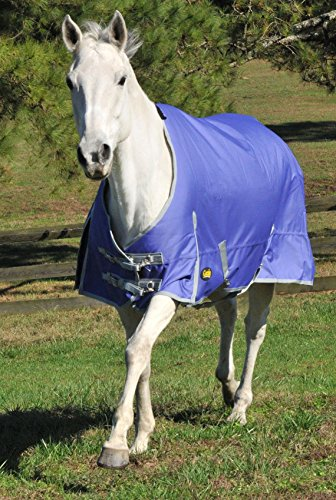 GATSBY PREMIUM 1200D MEDIUM WEIGHT TURNOUT BLANKET - 78 INCH by DavesPestDefense