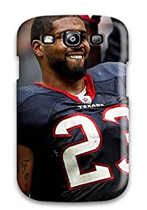 New Snap-on ZippyDoritEduard Skin Case Cover Compatible With Galaxy S3- Arian Foster