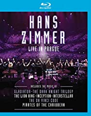 Live performance from renowned composer and multi-instrumentalist Hans Zimmer recorded in Prague in May 2016. Accompanied by the Czech National Symphonic Orchestra and guitarist Johnny Marr Zimmer performs some of his most well-known pieces f...