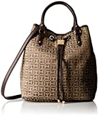 Tommy Hilfiger Tote Bag for Women With Drawstring Hannah