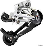 SRAM rear derailleur X.0 ESP 8-/ 9-speed mid cage (Color: carbon) Derailleurs for mountain bikes